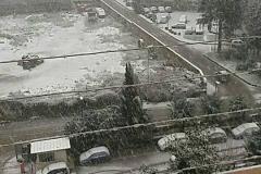 Melito di Napoli nevicata 5 26-02-18