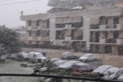 Melito di Napoli nevicata 7 26-02-18