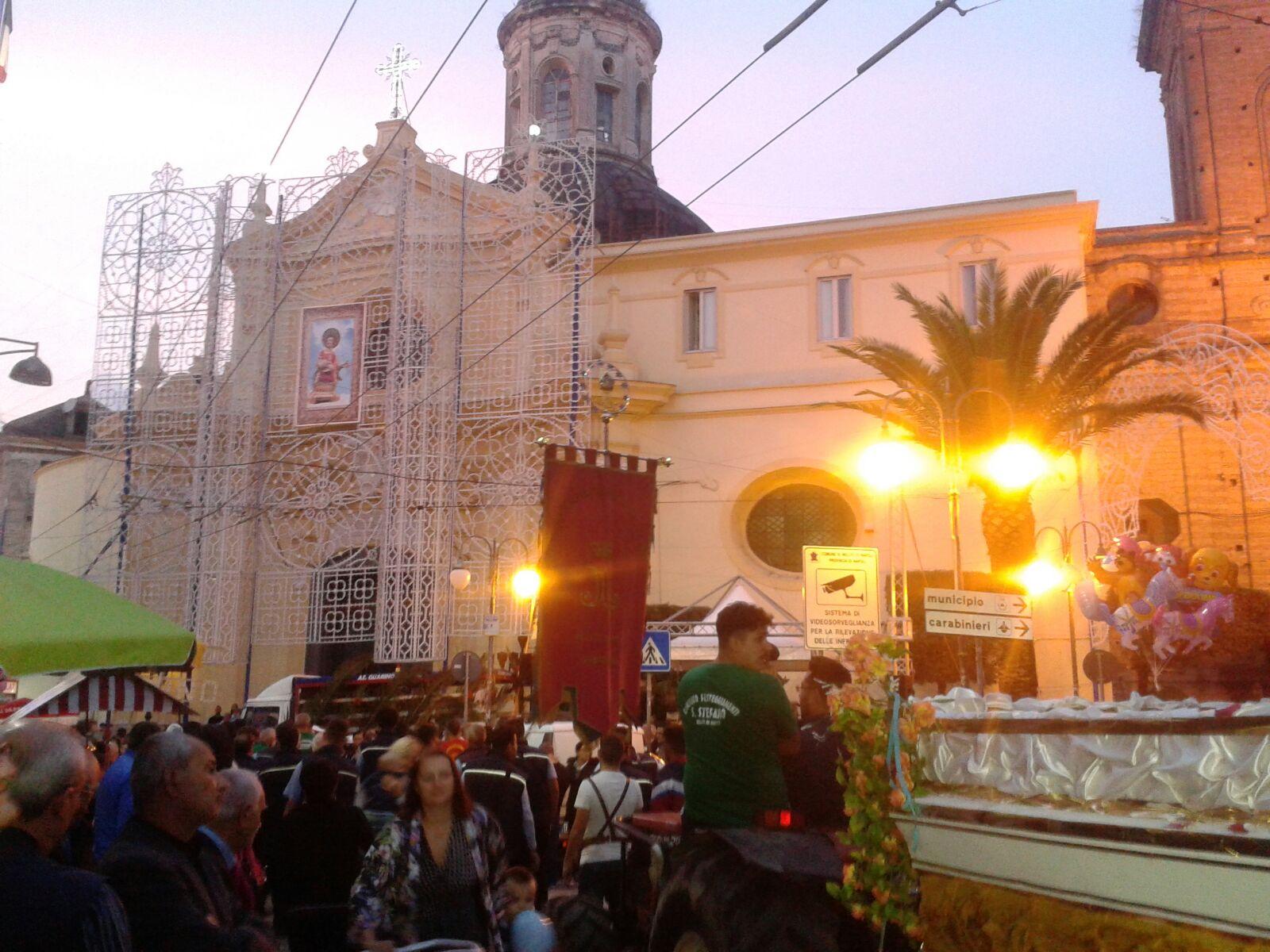 Melito festa patronale 2016 S.Stefano 12