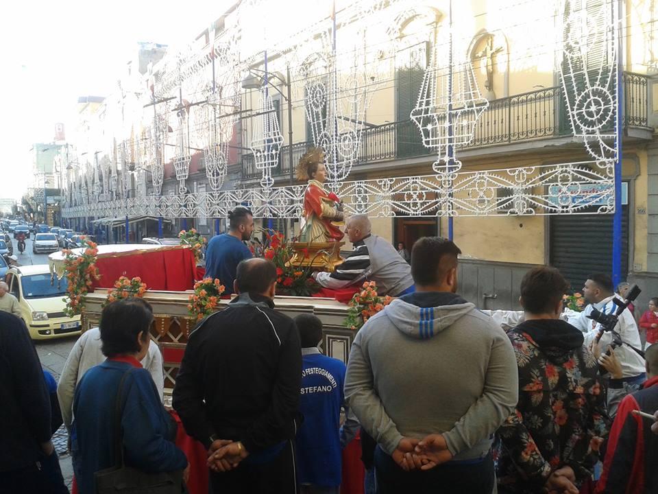 Melito festa patronale 2016 S.Stefano 4
