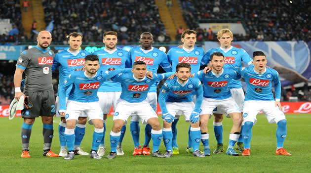 Coppa Italia - Napoli vs Inter - La formazione
