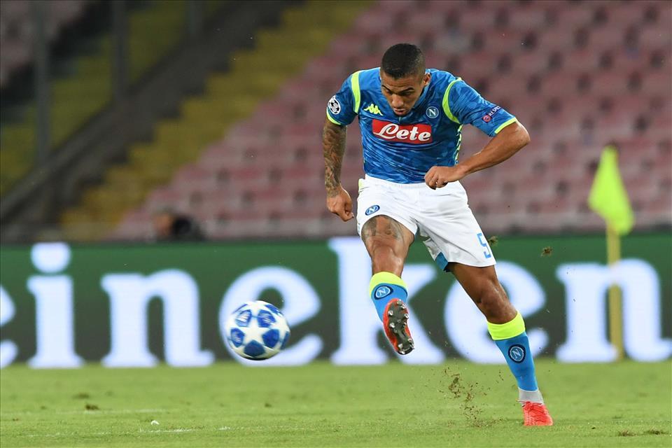 Napoli - Liverpool Allan 03-10-18