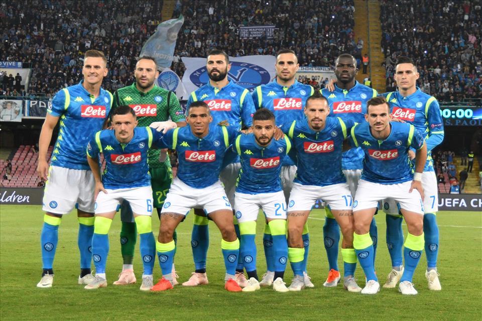 Napoli - Liverpool1 03-10-18