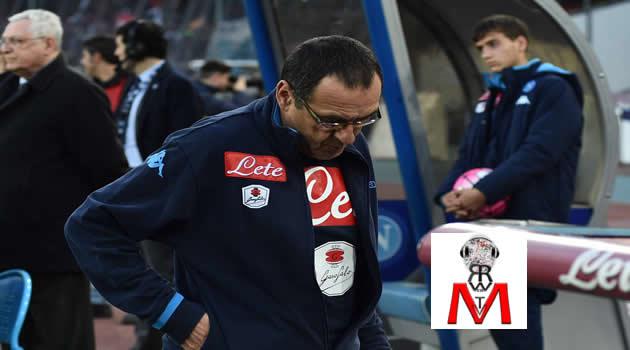 Napoli vs Genoa - Sarri