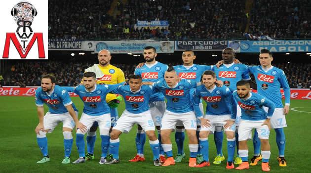 Napoli vs Milan - squadra