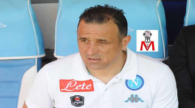 Napoli vs Verona - Calzona
