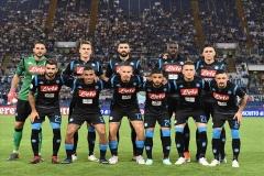 18-08-19 Lazio vs Napoli - la formazione