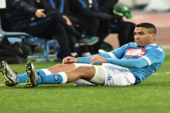 Coppa Italia - Napoli vs Inter - Allan 1