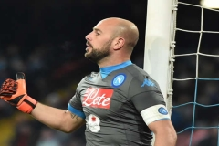 Coppa Italia - Napoli vs Inter - Reina