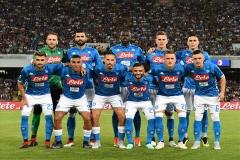 Formazione Napoli vs Milan 25-08-18