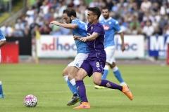 Napoli vs Fiorentina Higuain Vecino