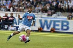 Napoli vs Fiorentina gol Insigne