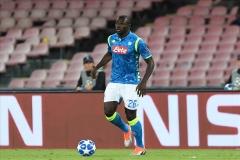 Napoli - Liverpool Koulibaly 03-10-18
