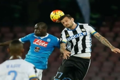 Napoli vs Udinese - 08/11/2015