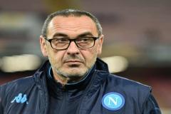Napoli vs Legia mister Sarri