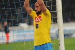 Napoli vs Roma - Reina