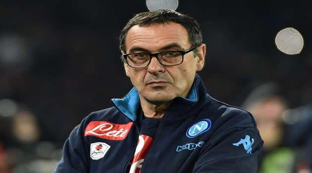 Napoli vs Inter - mister Sarri