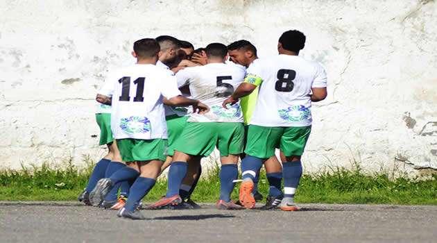 Barrese vs Afro-Napoli United
