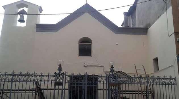 Melito - Chiesa SS.ma Trinità