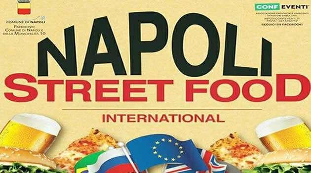 Napoli Street Food International