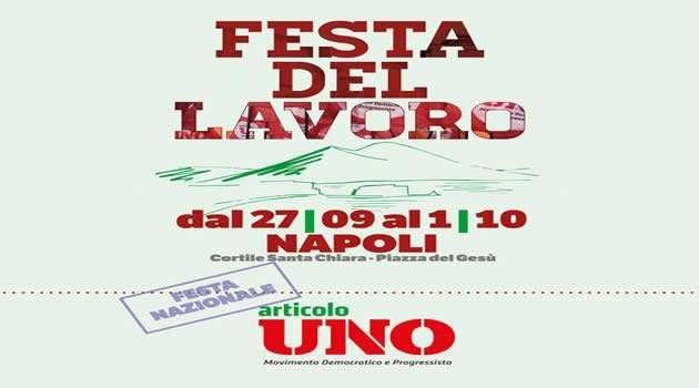MDP festa nazionale Napoli