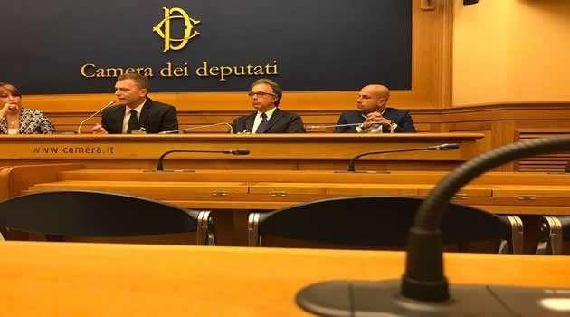 presentazione associazione antiracket Wide Luigi Leonardi