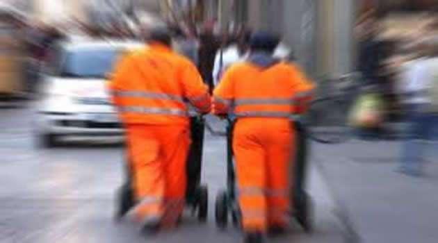 Melito - spazzamento strade