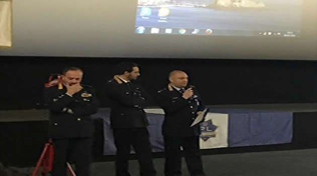 Casoria - Seminario Tecnico Giuridico per gli addetti alla Polizia Locale