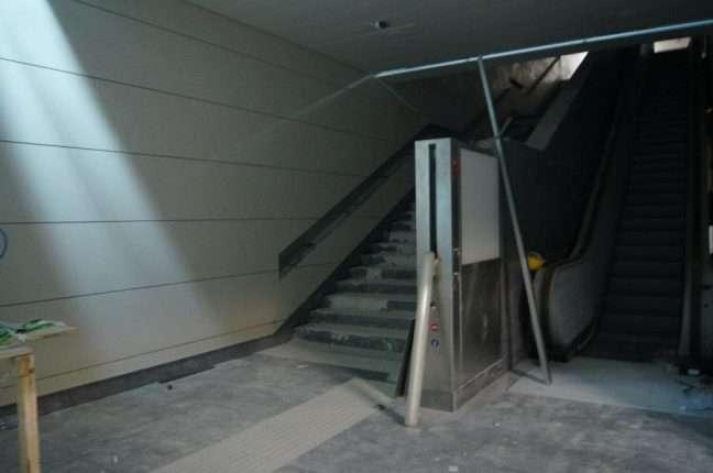 Metro Melito stazione
