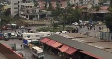 Melito - protesta parco Monaco