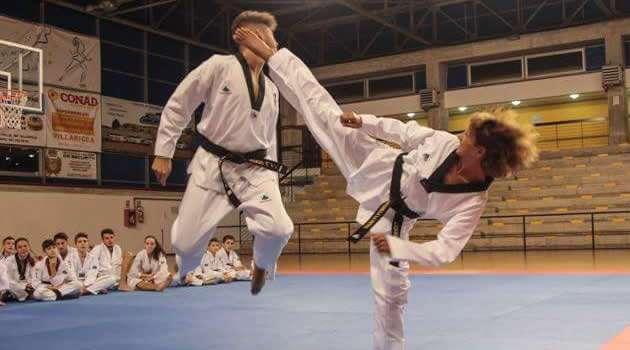 Taekwondo Donna