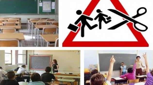 dimensionamento scolastico