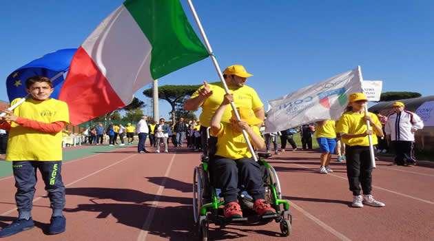 Sport e disabilità allo stadio di Cercola