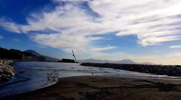 Napoli maltempo