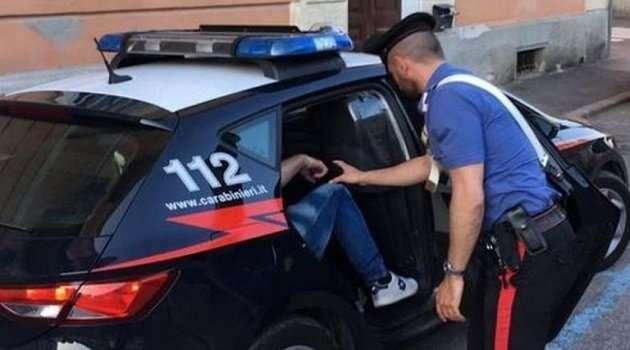 Arrestato Carabinieri