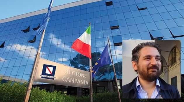 Regione Campania - Salvatore Micillo