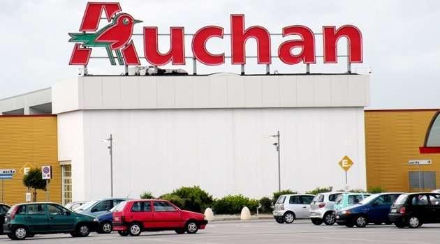parcheggio Auchan Giugliano