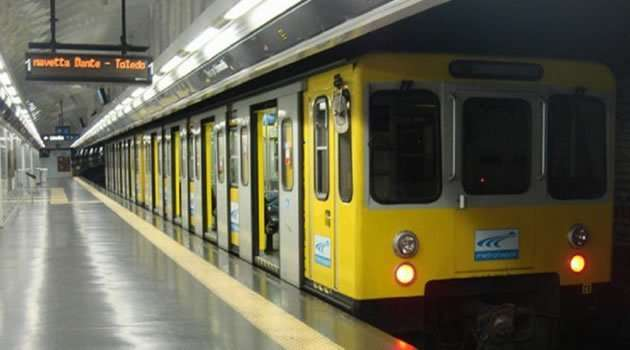 metro Napoli linea 1