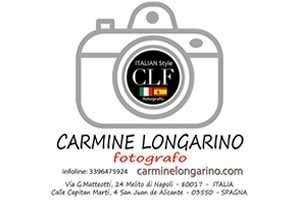 Banner Carmine Longarino fotografo