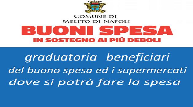 bonus spesa