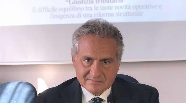 Antonio Tuccillo presidente dell'Ordine dei Dottori Commercialisti di Napoli Nord
