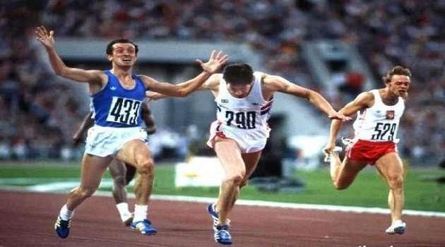 Pietro Mennea sull'arivo dell'oro olimpico