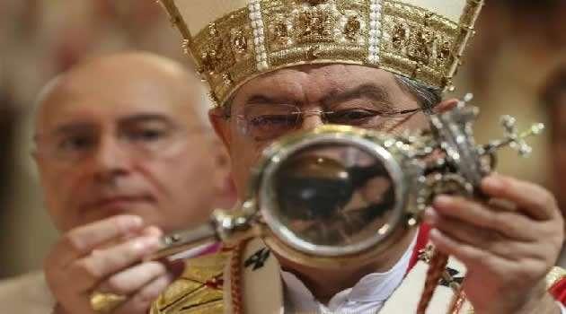 miracolo San Gennaro cardinale Sepe