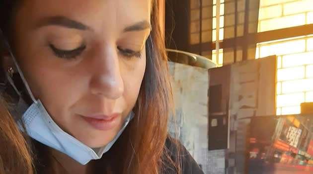 Melito - il consigliere comunale Valentina Rella