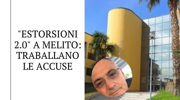 """""""Estorsioni 2.0"""" a Melito: traballano le accuse"""