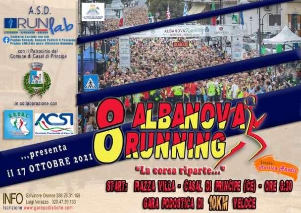 8° Albanova Running: un successo a firma RunLab!